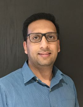 Aman, Office Manager, Southeast Calgary Dentist